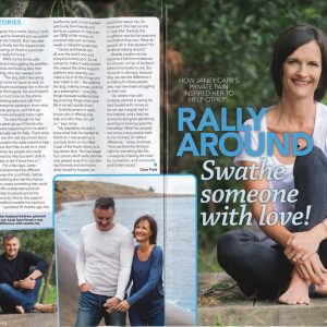NZ Woman's Weekly 18 June 2018